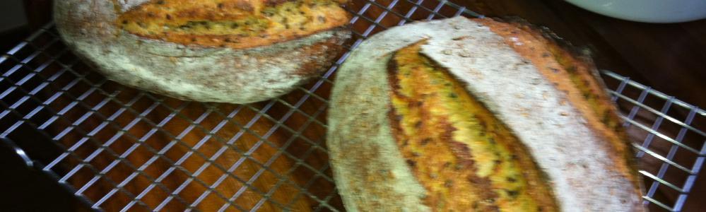All Kamut Bread - Sourdough