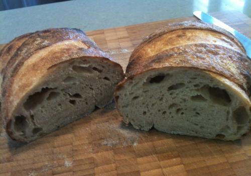 #6 pane francese crumb