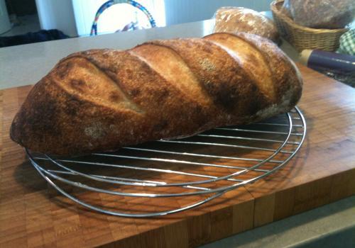 #6 pane francese