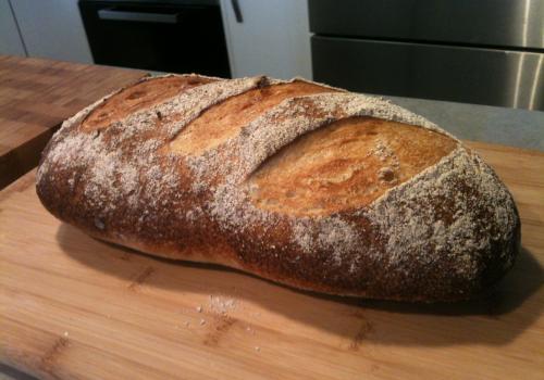 #7 mamma bread