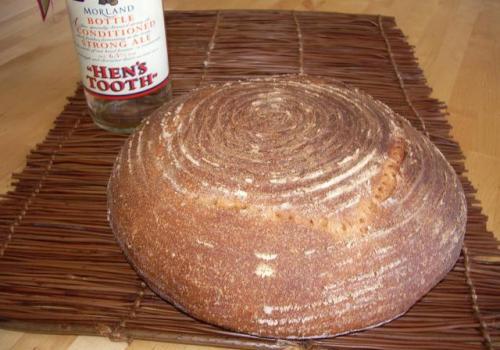 Dan Lepard's Barm Bread
