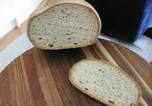 Rossnroller's recipe (based on Hamelmann's norwich light rye)