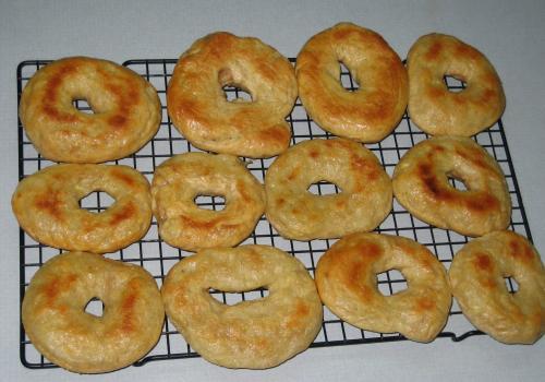 1st spelt bagels