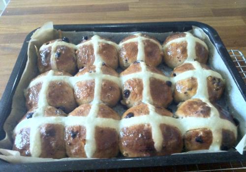 2nd hotcross buns