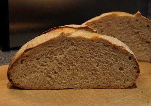 3rd Loaf Crumb