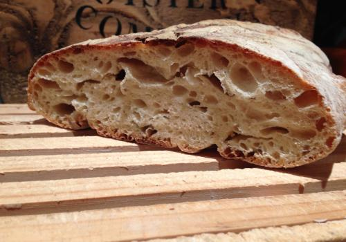 The aim - a 'levain' from Swedish baker 'Fabrique'