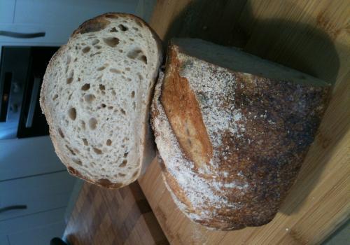 mamma bread crumb