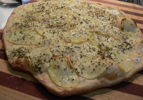 sourdough pizza 004