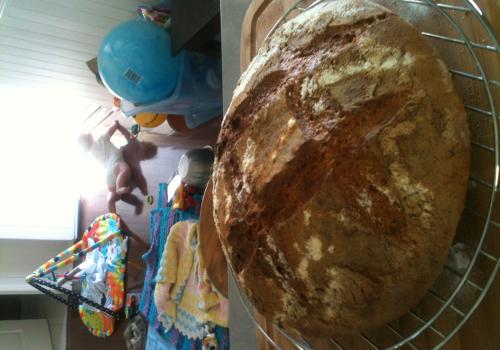 third loaf