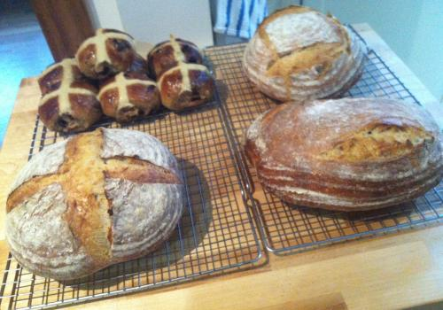 thursday14march bread n buns