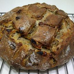 Mr Punchy's Orange Spice loaf