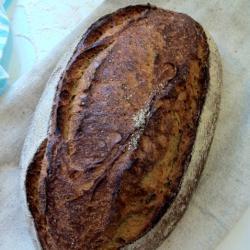 Sourdough 'Ølands'wheat