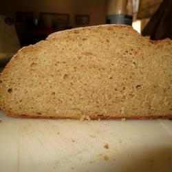 Wholewheat Crumb