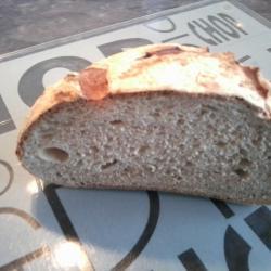 Rustic Loaf (cut)