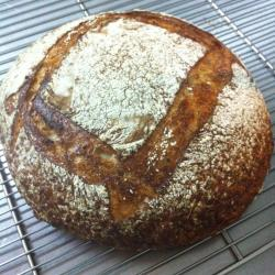 Second bake with 24hr fermentation