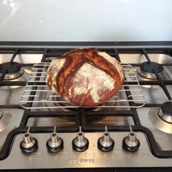 Second loaf baked