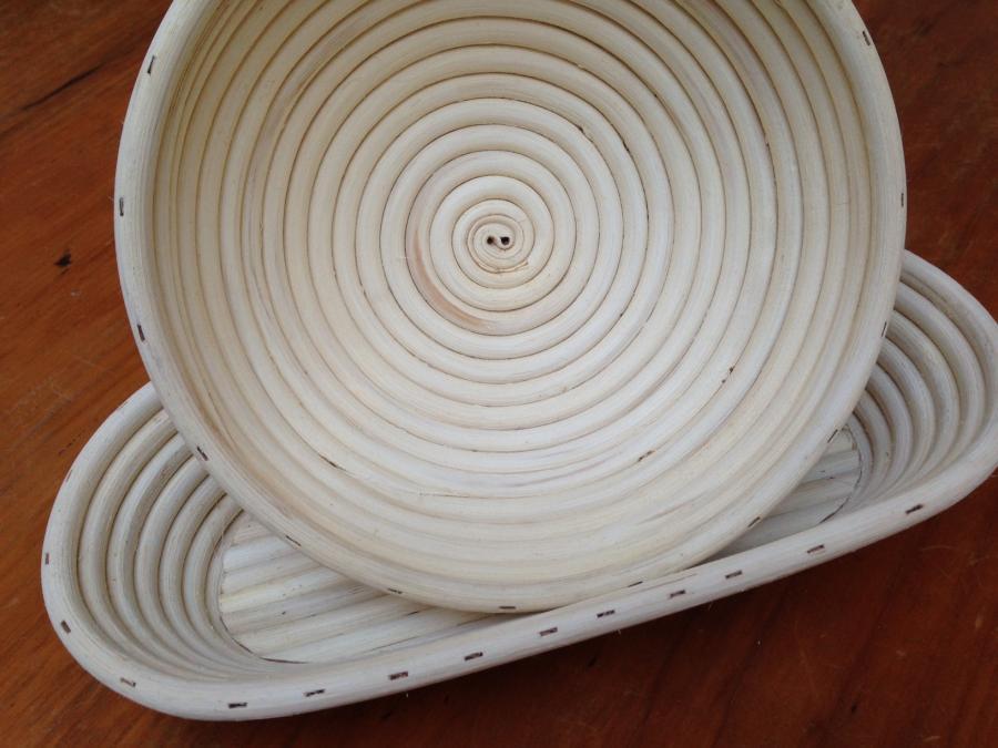 Banneton Bread Proofing Basket - BULK (10 or more) - Sourdough